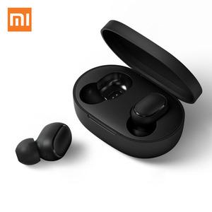 Xiaomi Redmi Airdots Black Bluetooth Earphones Mi True Wireless Headphones Bluetooth 5.0 TWS Air Dots Headset