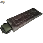 Graphic Customization Sleepinn Bag Sleeping Camping New Design Outdoor Waterproof 3 Season Army Military Sleepinn Bag Style Polyester Camping Sleeping Bag Customizable Logo