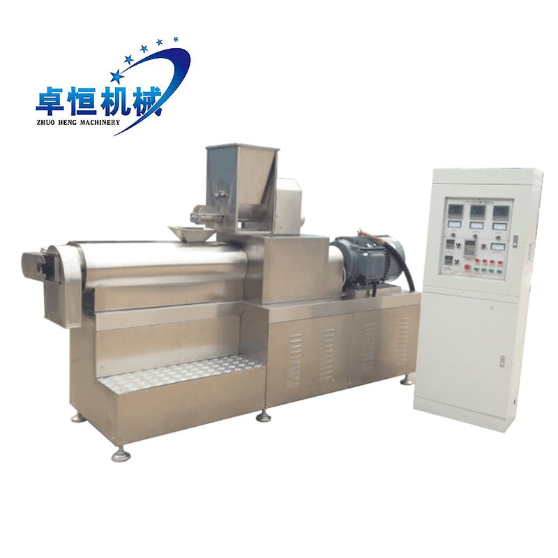 Mais Soffio Snack Making Machinery
