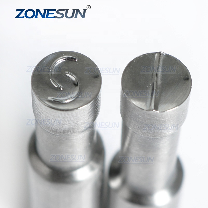 ZONESUN bracket logo tablet pill press 3D Punch <strong>Mold</strong> Candy Milk Punching Custom stamp punch dieTDP 1.5/5 Machine FREE SHIPPING