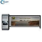 Car System Car Park Access Control System Supermarket Advertising Equipment--barrier Gate