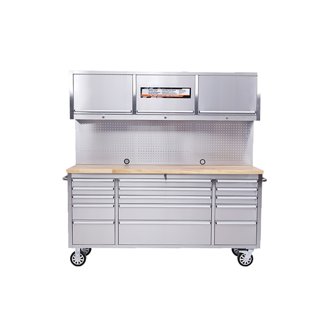 Incredible Heavy Duty 72In 15 Drawer Mobile Tool Storage Boxes With Wall Mount Upper Cabinet Ss Buy Tool Storage Boxes Mobile Workbench Rolling Workbench Ibusinesslaw Wood Chair Design Ideas Ibusinesslaworg