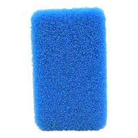 Eco-friendly cleaning high quality open cell magic cleaning make up sponge colors silicone sponge