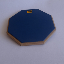 Wholesale12 pollici muto drum pad pratica drum set accessori colorati tamburo muto pad