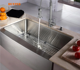 Latest cheap handmade commercial square farmhouse small single bowl 304 stainless steel kitchen sink in bangladesh