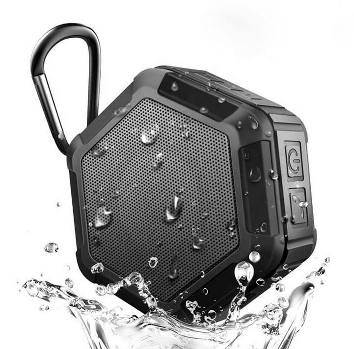 Waterproof wireless solar blue tooth speaker C7 outdoors - idealSpeaker.net