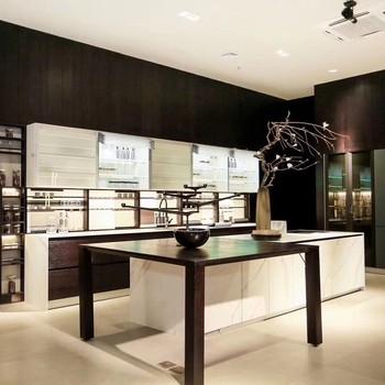 China Boloni Newest Design Fiberglass Kitchen Cabinets ...