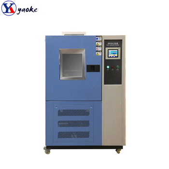 Dynamic/Static rubber ozone aging Testing Chamber