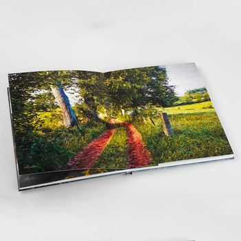 Wholesale hardcover album photo book high quality printing