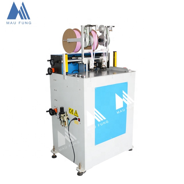 MF-HBM420 Book Block Head Band Machine, Hard cover book block endband book edge binding machine