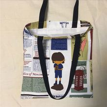 Latest arrival cheap custom cotton shoulder bag for girls, black canvas tote bag with zipper