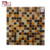 Foshan GUCI natural outdoor mixed  floor glass mosaic tiling ceramic mosaic pool tiles