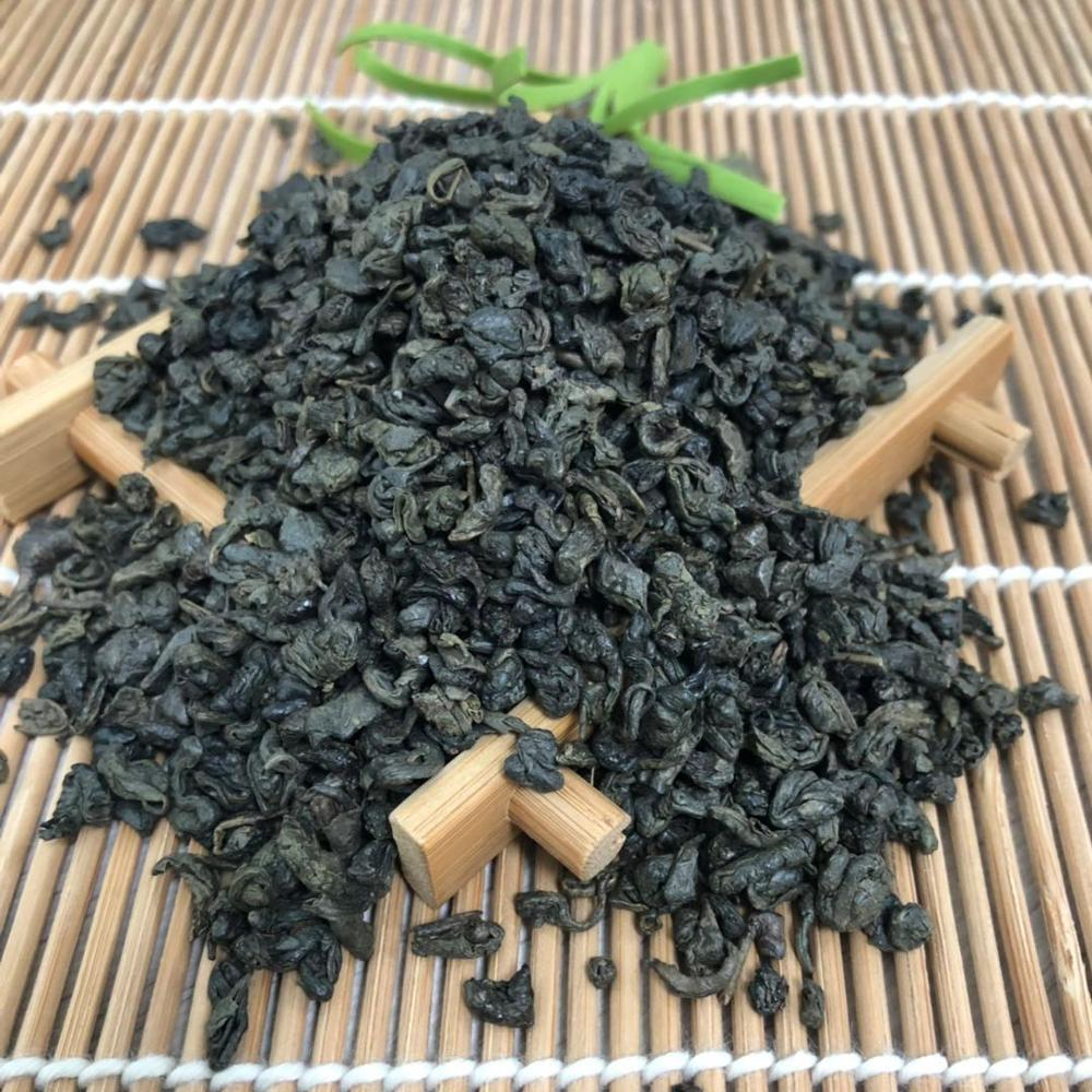 3505B Cheap manufacturer Loose Natural chinese gunpowder green <strong>tea</strong> morocco