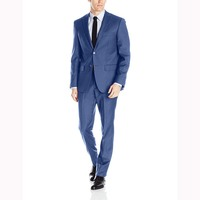 Suits For Men Office For Wedding Slim Fit Business Two Piece Sets Men Suit
