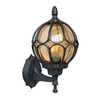 Ball Shape Globe Lantern Wall Lamp