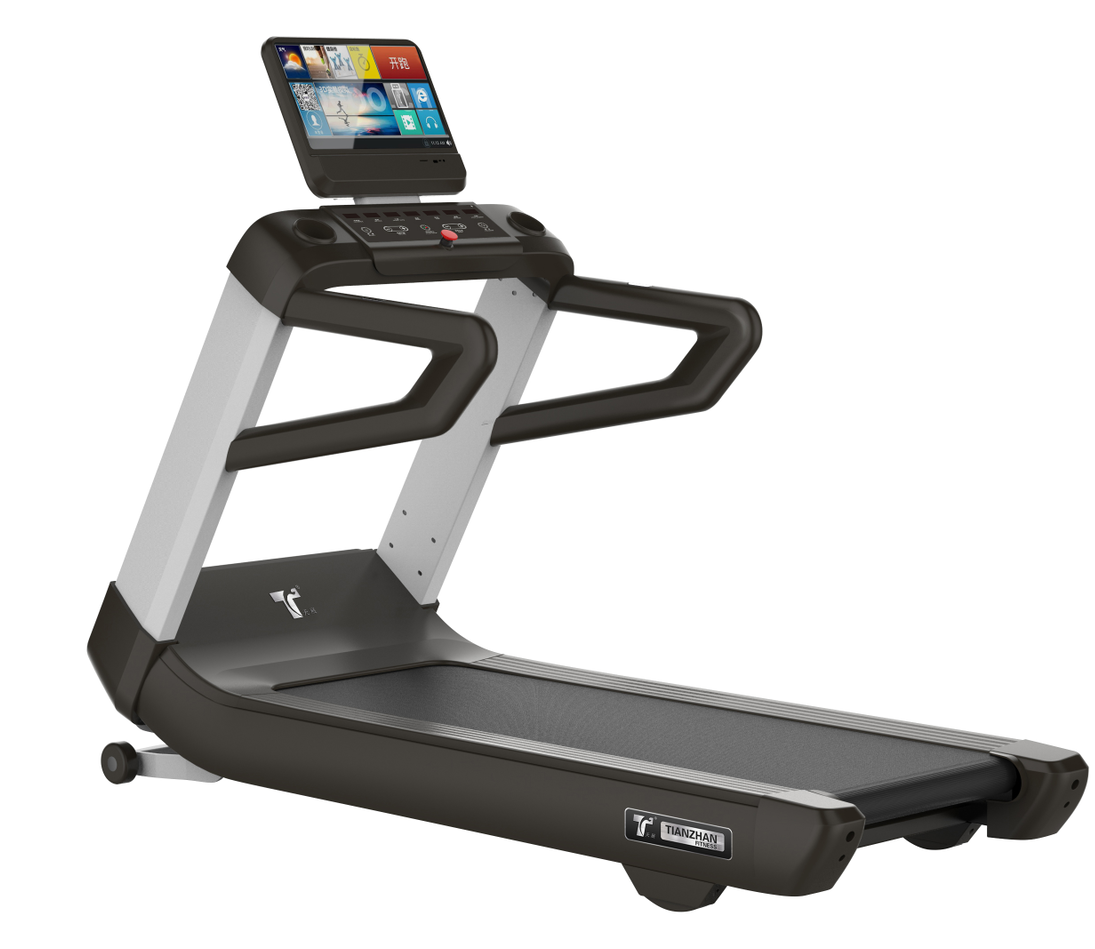 TZ-5000A Commercial Treadmill Touch Screen Android life <strong>fitness</strong> gym equipment for Studio <strong>Fitness</strong>