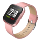 FitUP V12C 2019 bluetooth heart rate pressure smartwatch IP67 waterproof smartwatch wristband sport smart watch for woman & man