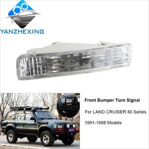 80 Series Land Cruiser Front Bumper