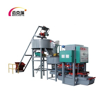 construction materials making machine