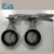 All Aluminium body wafer butterfly valve of size DN100