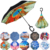 Cheap Promotional Custom Print Design Windproof Reverse Inverted Umbrella