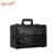 Yaehsii professional Aluminum Portable Travel Jewelry beauty Organizer box makeup train vanity cosmetic Storage Case