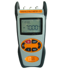 Chinese Fiber Optic Equipment All-in-One Tester Optical Power Meter and Light Source and VFL fiber optical multimeter