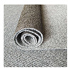 factory 100% polyester fabric nonwoven needle punched rib style Fireproof carpet