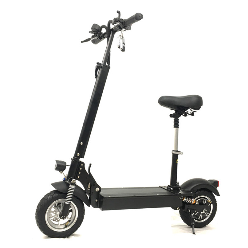 2019 Off road scooter electric adult 48V watt wide tire electric scooter europe warehouse 1200w