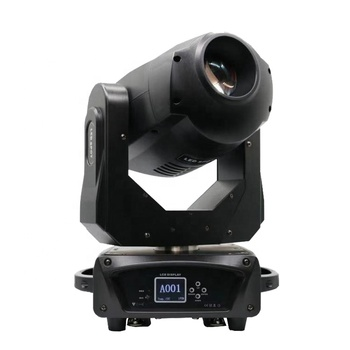 180 W Design dj bewegen kopf led 180 w bühne licht DMX spot moving head licht