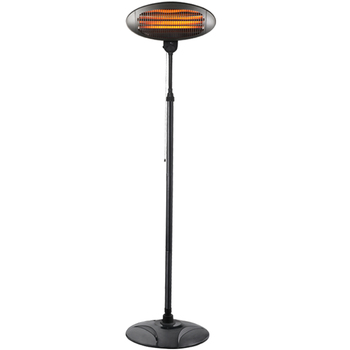 Outdoor freestanding Electric Infrared Patio Heater