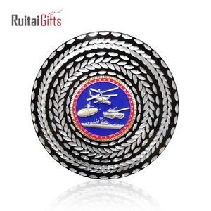 custom high quality coins medal 3D relief metal zinc alloy casting medallion commemorative coin