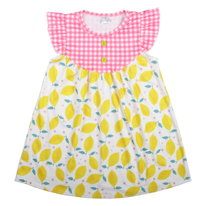 Hot Baby girls dress summer dress Newborn Baby Cotton Clothes Girls Boutique Clothes princess dress