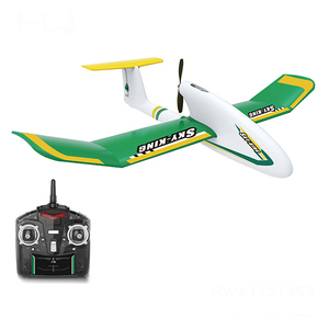 New Design R/C Plane with Charger Glider