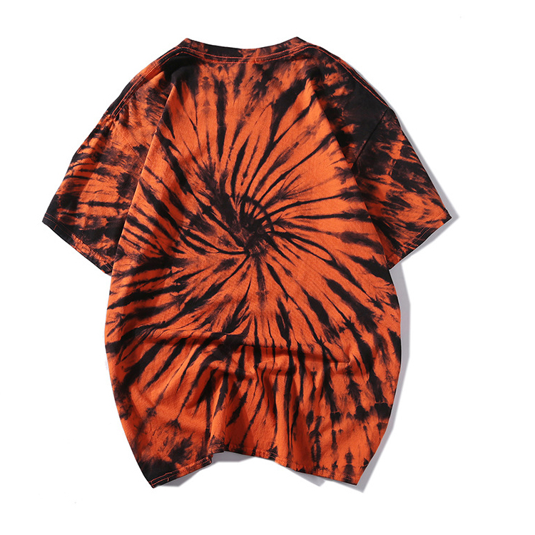 Wholesale Men 100%Cotton Tie Dye T <strong>Shirts</strong> In Bulk
