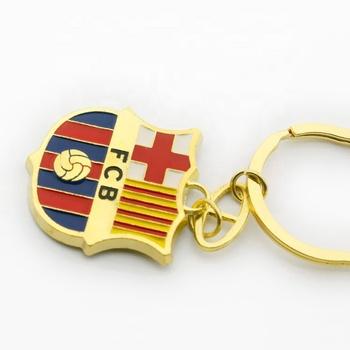 Zinc Alloy Spain Espana customer souvenir key chain (KCES-0017)