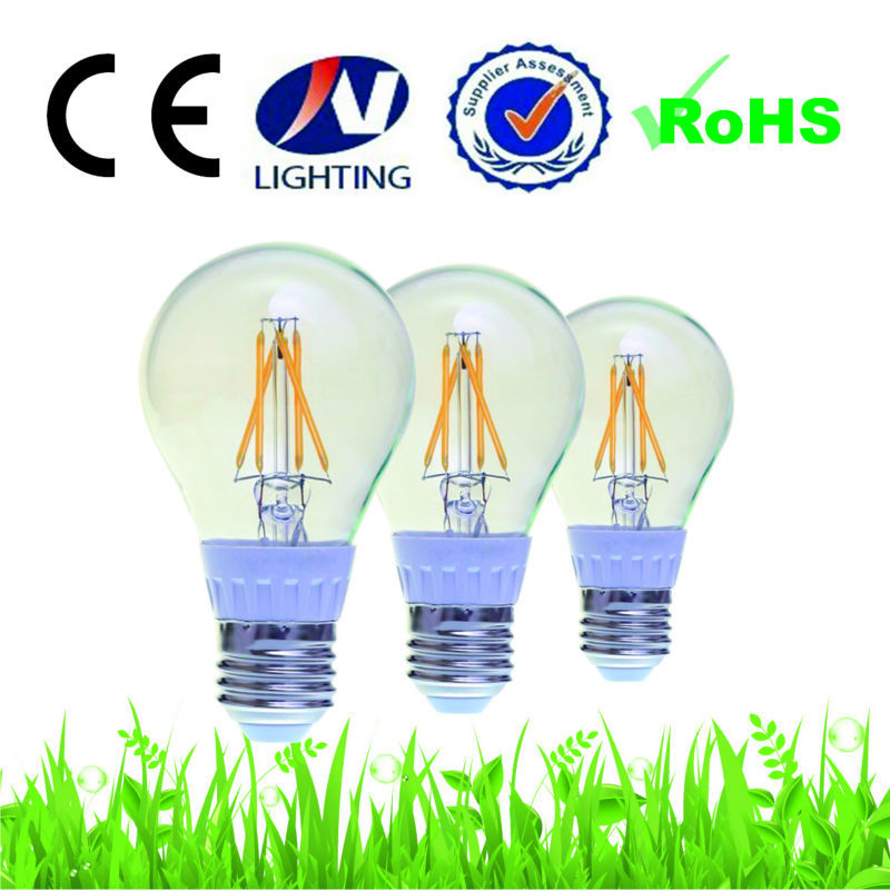 Best price 3W 4W 5W e14 e27 b15 b22 golf 6 fog lamp filament edison bulb led light ball