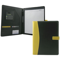 Modernqiu Custom A4 Size Leather File Folder