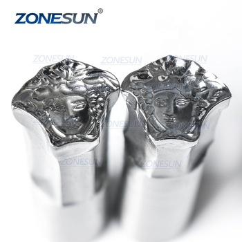 ZONESUN Ve Tablet Pill Press Die Candy Punch Die Set Custom Logo Punch Die Cast Pill Press For Tablet TDP Machine