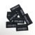 High quality custom woven labels for clothing,center folded woven label