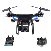 FPV Drones With HD Camera And GPS Drone Camera 1080p Drone GPS