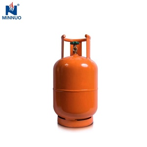 Philippines household 11kg lpg gas cylinder for home cooking