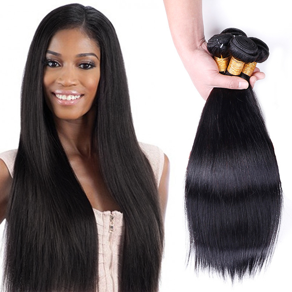 Brazilian Remy Hair Wholesale Brazilian Hair Bundles 8A Grade Virgin Brazilian Remy 100 Human Hair Weave Tangle Free