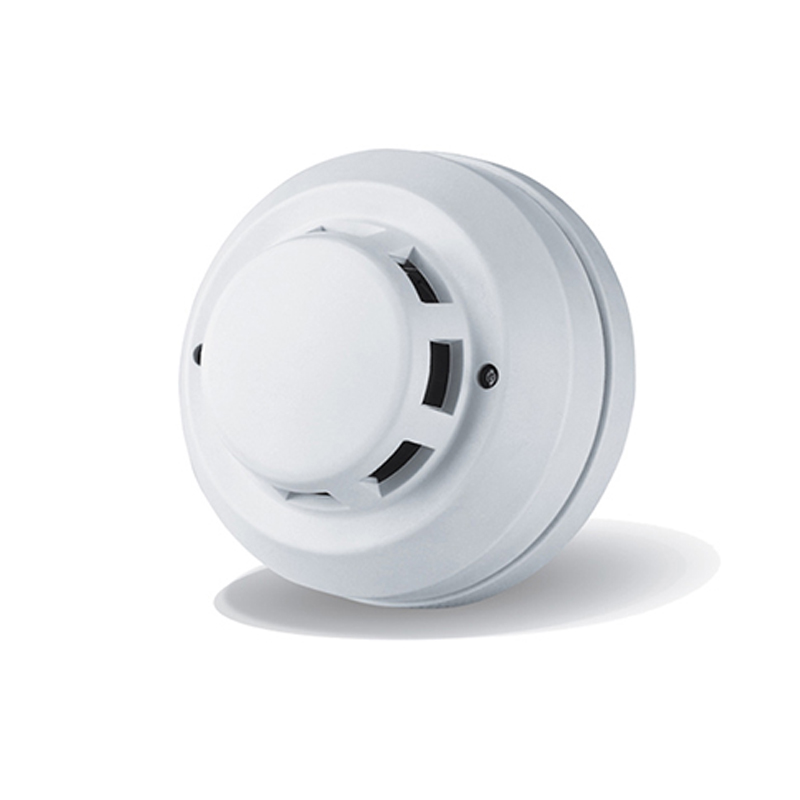 ANKA AJ-702 2 Wire/4 Wire Conventional Photoelectric Smoke Detector Smoke Alarm with Relay Output