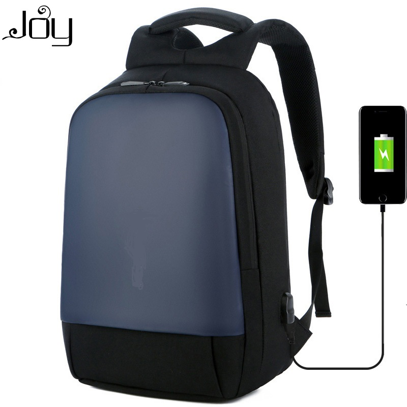 Anti theft USB Charging Waterproof Travel Outdoor 17.3 inch Laptop Backpack for Men