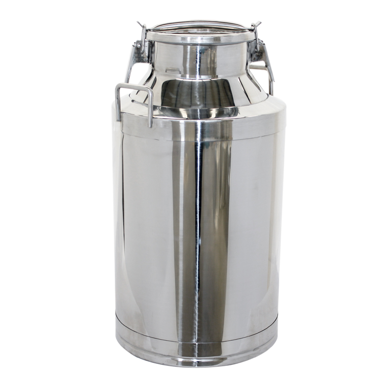 Cow Milker Milking 25L Bucket Tank Lid with Handle-304 stainless steel e