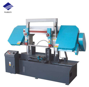 Auto Feed Material Metal Cutting Band Saw Machines Price