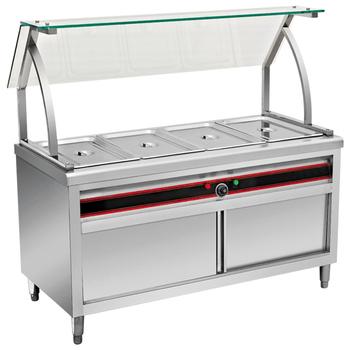 Commerciale Attrezzature Per La Ristorazione Cucina: In Acciaio Inox ...