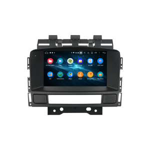 KD-7111 Aftermarket android 9.0 Car auto multimedia dvd player with gps navigation for Astra J 2011-2012 Dsp car audio
