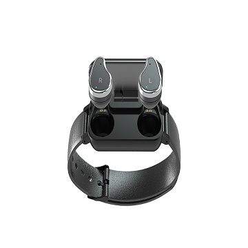 Latest 2 in 1 T89 BT 5.0 wireless Earphone smart wristband sleep monitor with waterproof for ios android фото